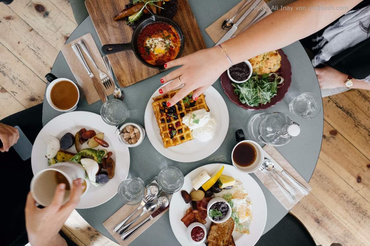 Ernährungstipps für beschäftigte Menschen