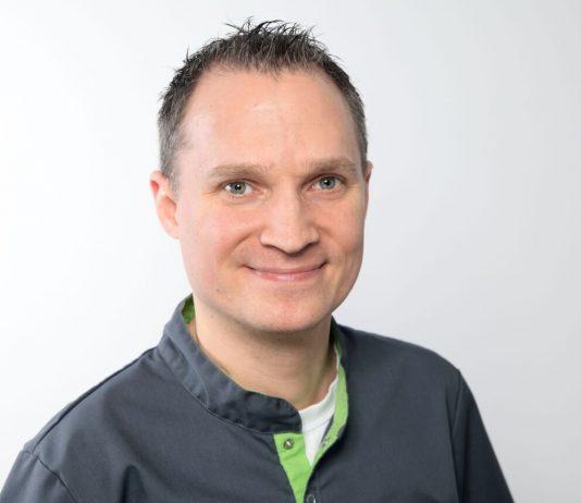 Portrait Sven Krain - Zahnarzt