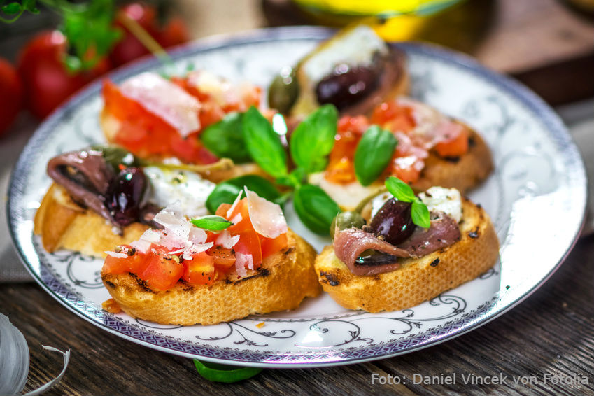 Ernährung im Check: Mediterran oder Vegetarisch? Was ist besser?