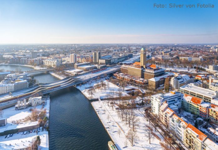 Winteraktivitäten in Berlin