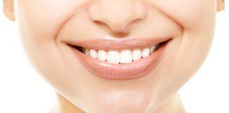 Lippenherpes am Mund