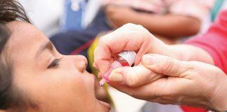 Sabin wird zur Impfung gegen Polio genutzt