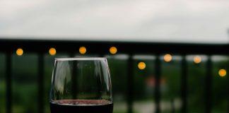 Ist Wein am Abend gesund?